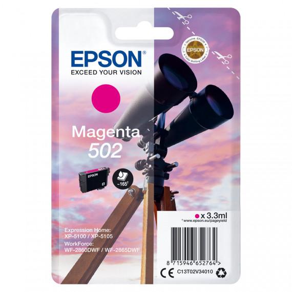 EPSON Jumelles 502 Magenta