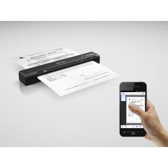 EPSON Workforce ES-60W Power PDF Scanner  Workforce ES-60W Power PDF Scanner