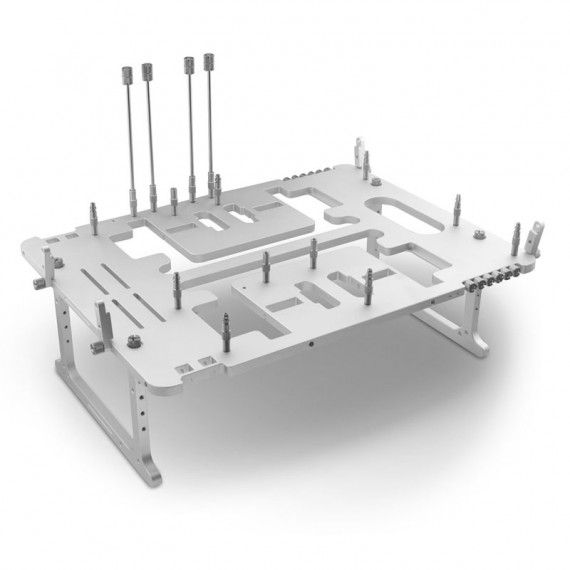 STREACOM BC1 Benchtable - argent