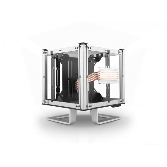 STREACOM DB4 Fanless Cube-Gehäuse - titan