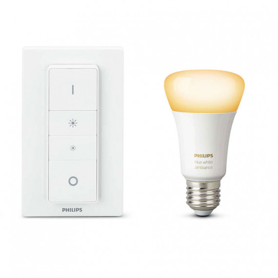 PHILIPS Hue White Ambiance Kit de recettes lumineuses E27