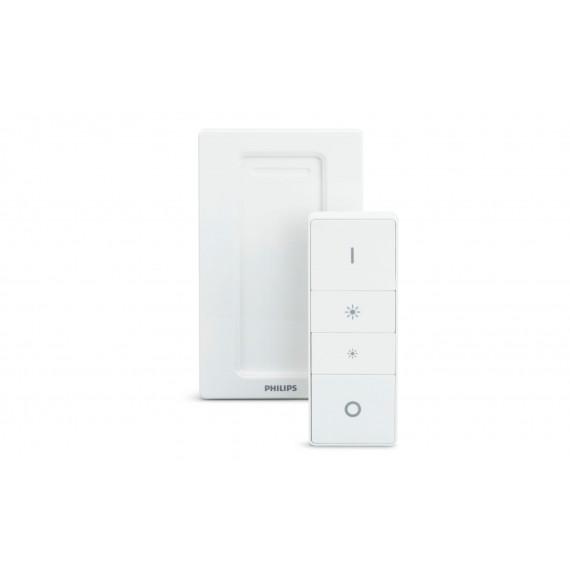 1MORE PHILIPS HUE Kit de démarrage White & Colors 2 ampoules avec pont de connexion et télécommande variateur