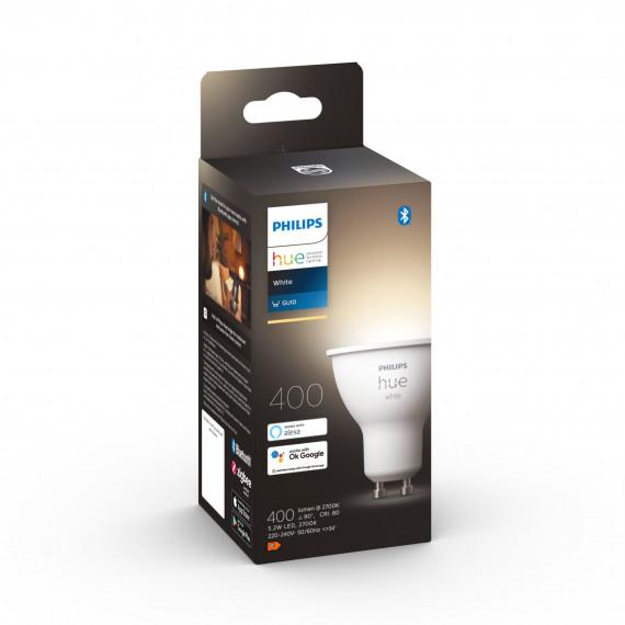 PHILIPS Hue White GU10 5.5 W Bluetooth x 1