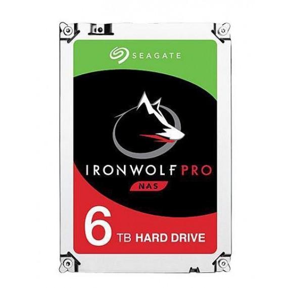 Seagate Seagate IronWolf Pro ST6000NE000