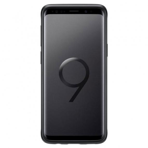 SAMSUNG Coque Renforcée Noir Galaxy S9