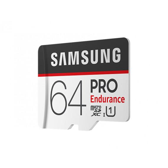 SAMSUNG Carte mémoire PRO Endurance avec adaptateur
