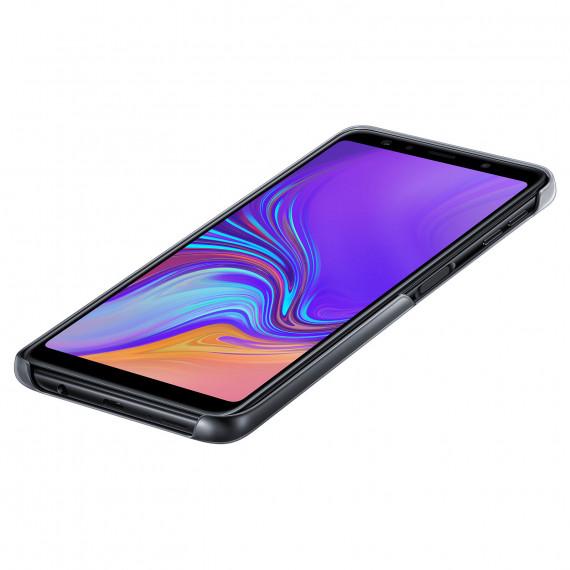 SAMSUNG Coque Arrière Noir Galaxy A7 2018