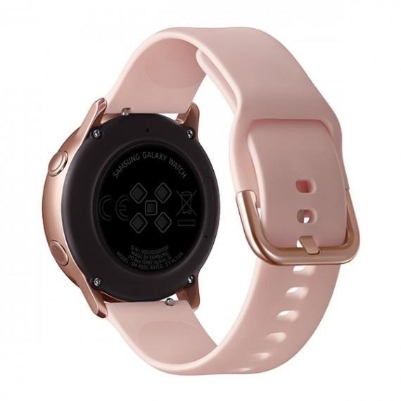 SAMSUNG Montre connectée  Galaxy Watch Active rose poudré 40mm
