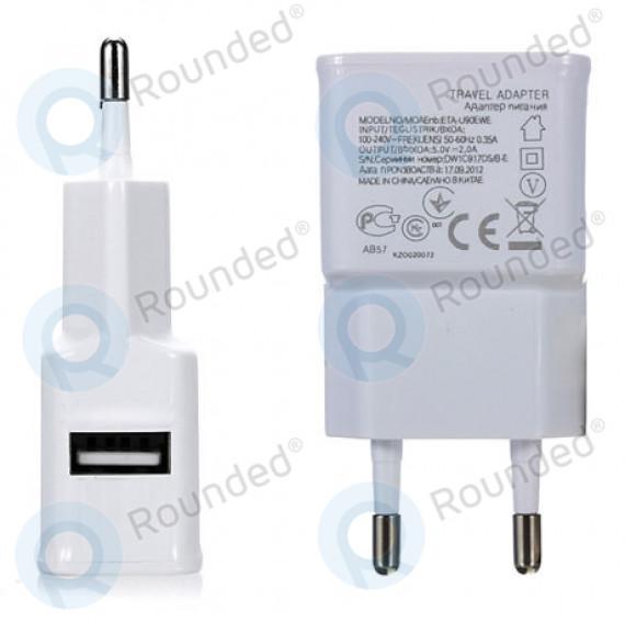 SAMSUNG Samsung ETA-U90EWEGSTD - Chargeur secteur 2A micro USB adaptateur et câble