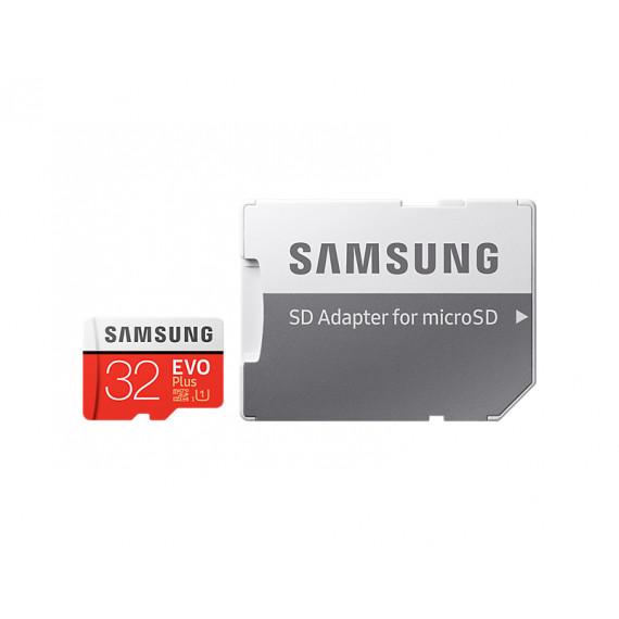 SAMSUNG Evo Plus 32 GB microSD