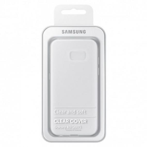 SAMSUNG Coque Transparente Galaxy A3 2017