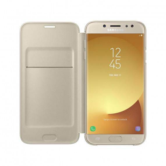 SAMSUNG Flip Wallet Or Galaxy J7 2017