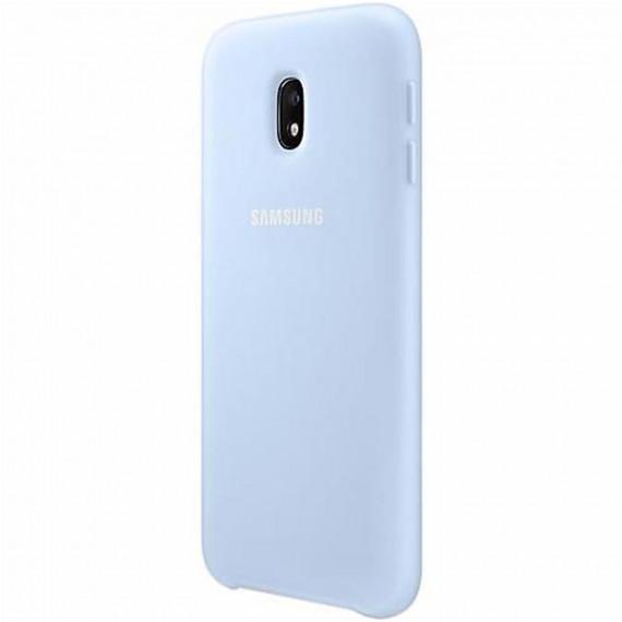 SAMSUNG Coque Double Protection Bleu Galaxy J3 2017