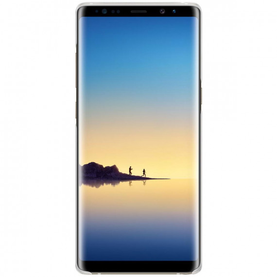 SAMSUNG Clear Cover Transparente Galaxy Note 8