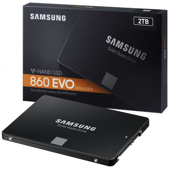 SAMSUNG SSD 860 EVO 2 To