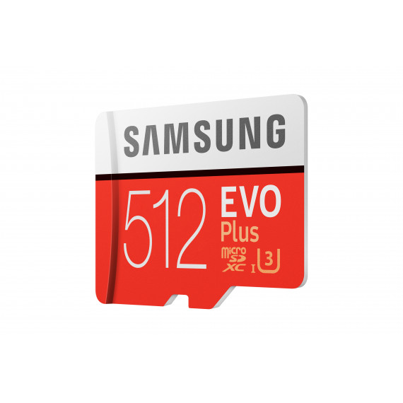 SAMSUNG Samsung EVO Plus MB-MC512HA