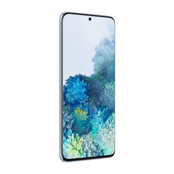 SAMSUNG Galaxy S20 5G SM-G981B Bleu (12 Go / 128 Go)