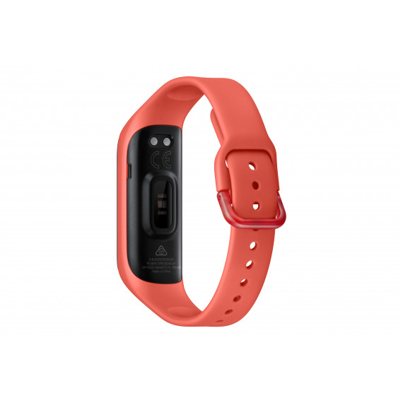 SAMSUNG Bracelet connecté  Galaxy Fit2 Rouge