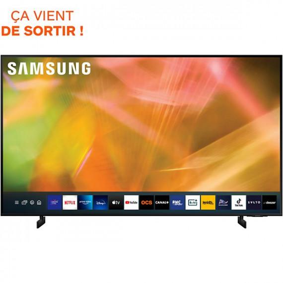 SAMSUNG TV LED  UE43AU8005 2021