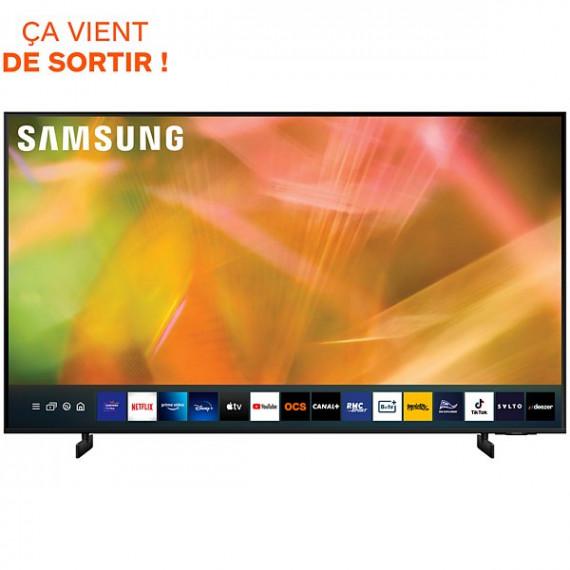 SAMSUNG TV LED  UE50AU8005 2021