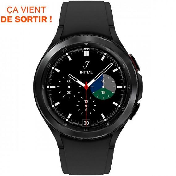 SAMSUNG Montre connectée  Galaxy Watch4 Classic 4G Noir 46mm