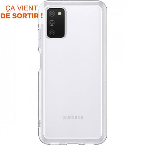 SAMSUNG Coque  A03s transparent