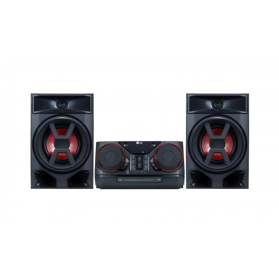 LG CK43 Mini chaine Hi-Fi Bluetooth et effet DJ