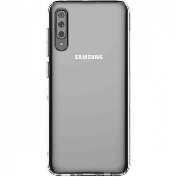 SAMSUNG Coque  A70 transparent