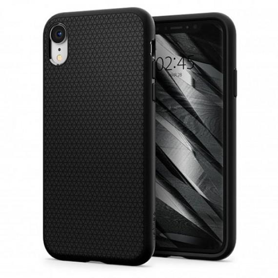 SPIGEN Case Liquid Air Noir Apple iPhone XR