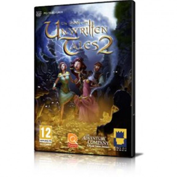 JUST FOR GAMES BOOK OF UNWRITTEN TALES2 PS4