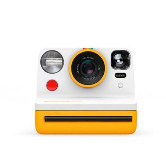 Polaroid Appareil instantané  Now i-Type Blanc et jaune