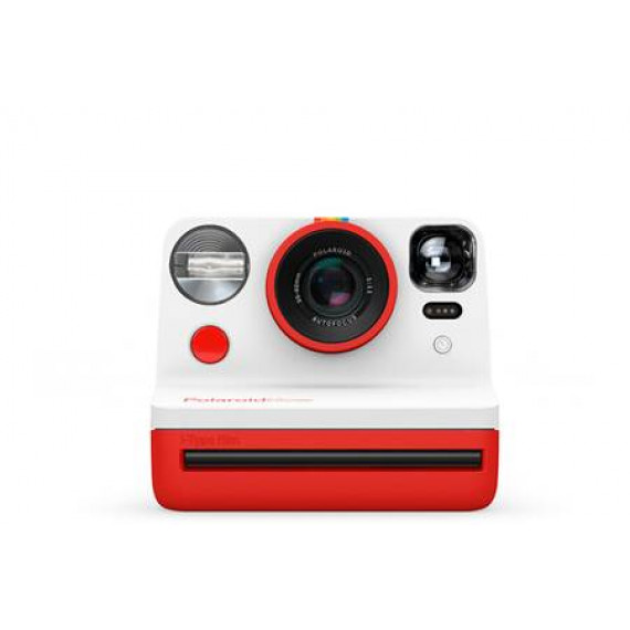 Polaroid Appareil instantané  Now  i-Type  Blanc et rouge