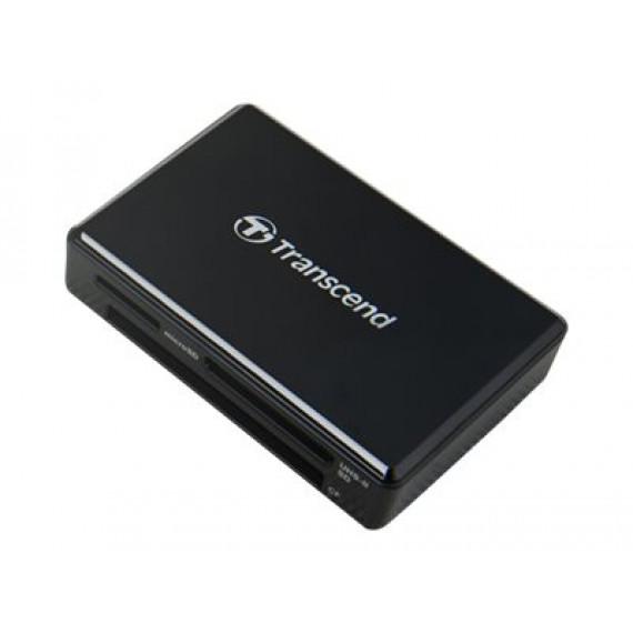 TRANSCEND All-in-1 UHS-II Multi Card  All-in-1 UHS-II Multi Card Reader USB 3.1 Gen 1