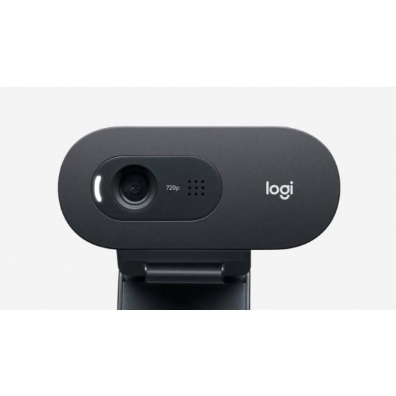 Logitech C505 HD WEBCAM BLACK EMEA