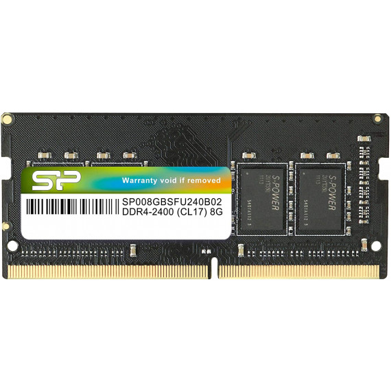 TRANSCEND DDR4 2400Mhz 8GB DIMM 1Rx8  DDR4 2400Mhz 8GB DIMM 1Rx8 1.2V CL17