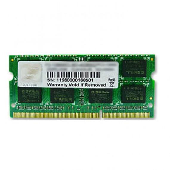 GSKILL SO-DIMM 8 GB DDR3-1333 F3-10666CL9S-8GBSQ