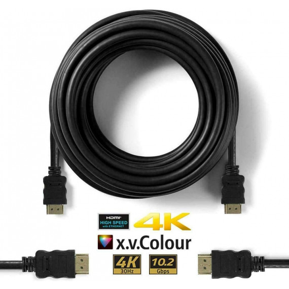 MCL HIGH SPEED HDMI CABLE WITH 3D
