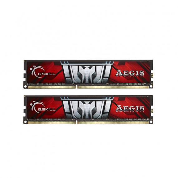 GSKILL DIMM 8 GB DDR3-1600 Kit F3-1600C11D-8GISL