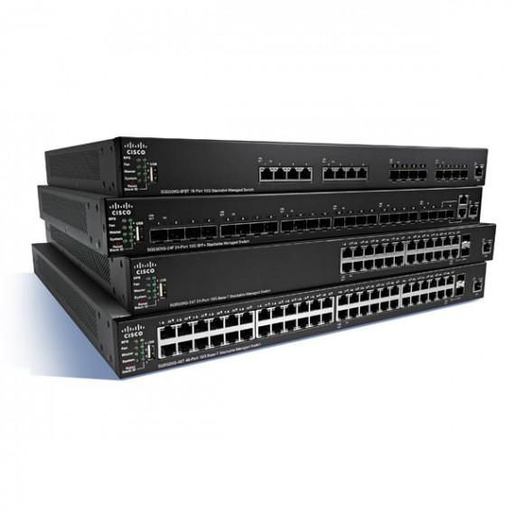 CISCO Cisco SG350X-48 (SG350X-48-K9-EU)