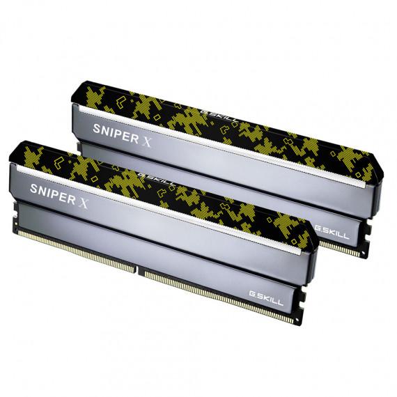GSKILL Sniper X Series 16 Go (2x 8 Go) DDR4 3000 MHz CL16