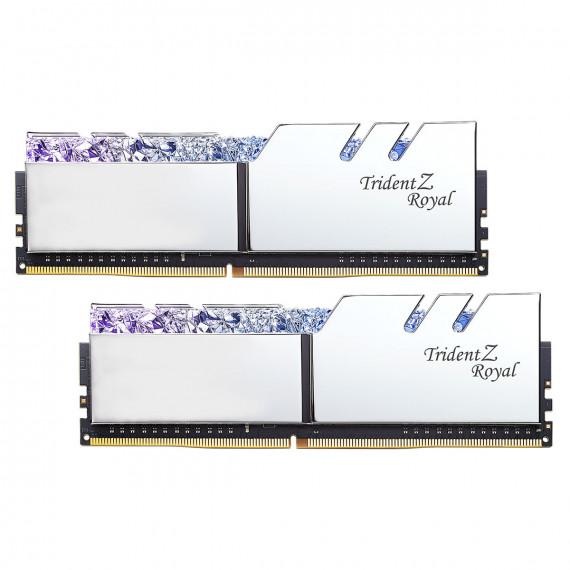 GSKILL Trident Z Royal 16 Go (2 x 8 Go) DDR4 4800 MHz CL18