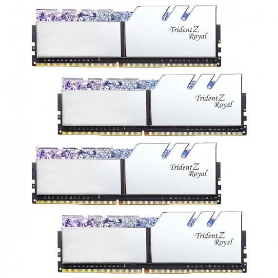 GSKILL Trident Z Royal 32 Go (4 x 8 Go) DDR4 4000 MHz CL17