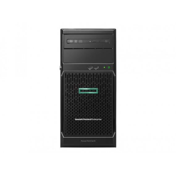 HPE ML30 GEN10 E-2224 1P 16G STOCK