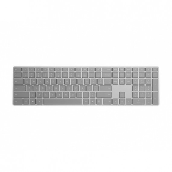 Microsoft MS Srfc Kybrd SC IT Bluetooth Gray (PT) MS Surface Keyboard SC Bluetooth Portuguese Portugal Hdwr Commercial Gray (PT)