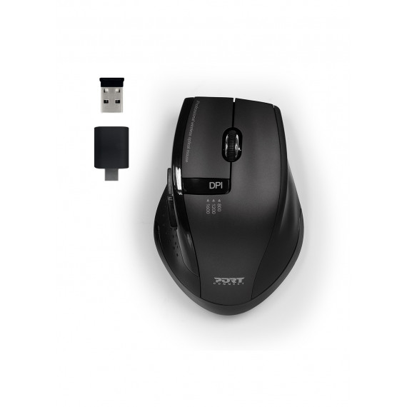 PORT DESIGN Mouse Office Pro Silent  Mouse Office Pro Silent Wireless