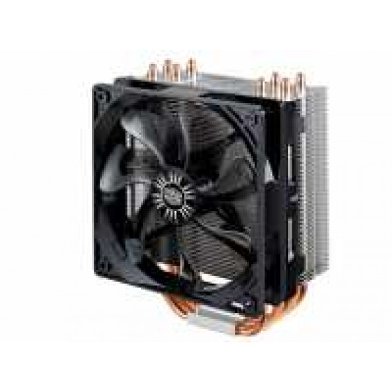 Cooler Master Hyper 212 Evo - Ventilateur pour processeur (pour socket Intel 775 / 1155 / 1156 / 1366 et AMD FM1 / AM3+  (RR-212E-16PK-R1)
