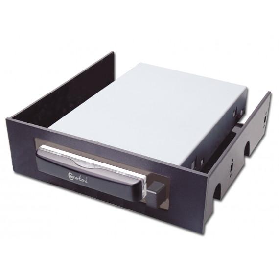 """BOITIER EXTERNE USB V2.0 + SATA POUR DISQUE DUR 2.5"""" IDE AVEC RACK"""