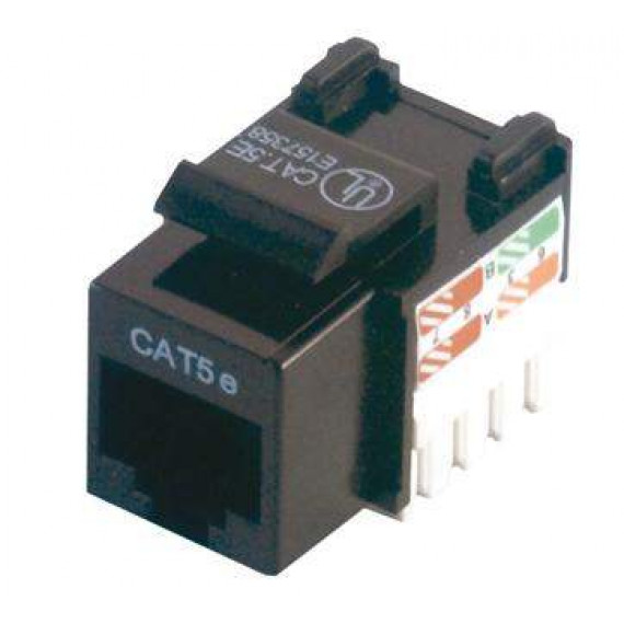MCL Embase RJ45 non blindée CAT5e