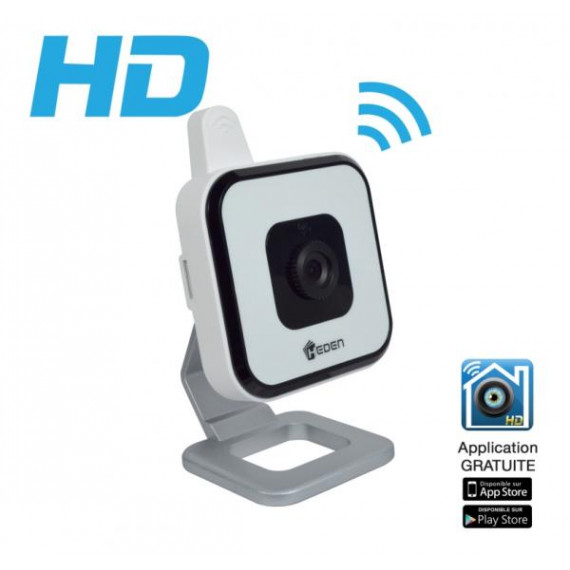 Heden Camera IP Intérieure - Wifi - HD
