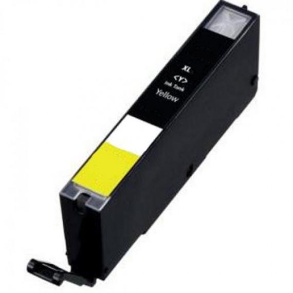 GENERIQUE Cartouche compatible CANON CLI-551 Jaune Haute Capacité